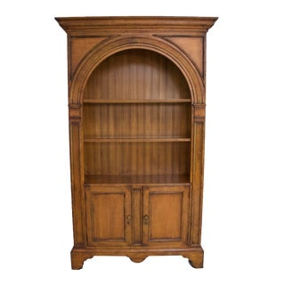 Beautiful Milling Road for Baker Book Shelf Cabinet For Sale