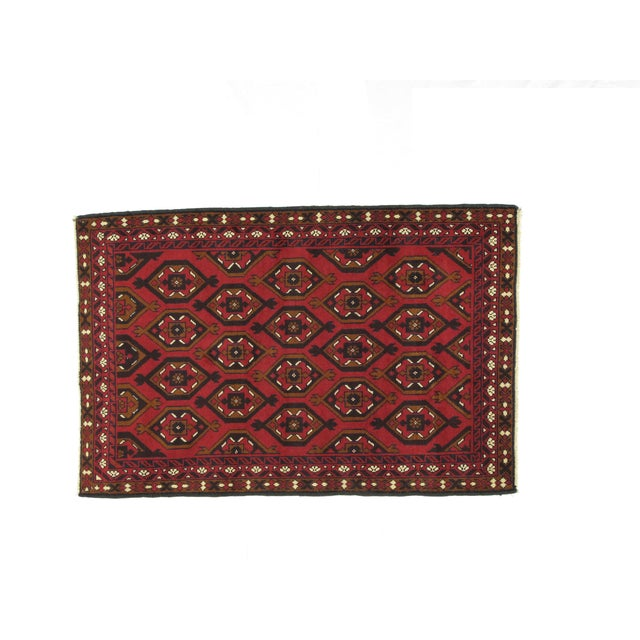 Baluch Rug, 3' x 5' - Image 1 of 3