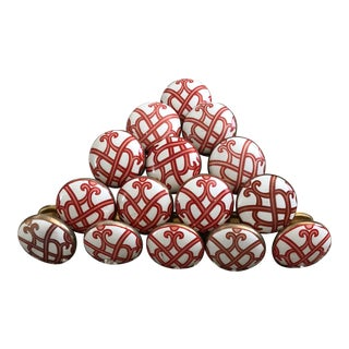 Anthropologie Hardware Knobs - Set of 15