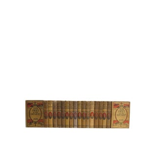 Tom Swift Decorative Book Set For Sale