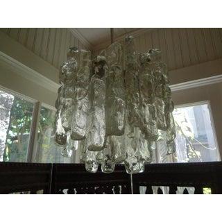 J. T. Kalmar Glass Block Chandelier or Pendant Preview
