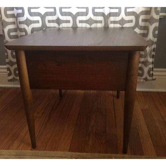 Mid-Century Lane End Tables - A Pair - Image 8 of 9