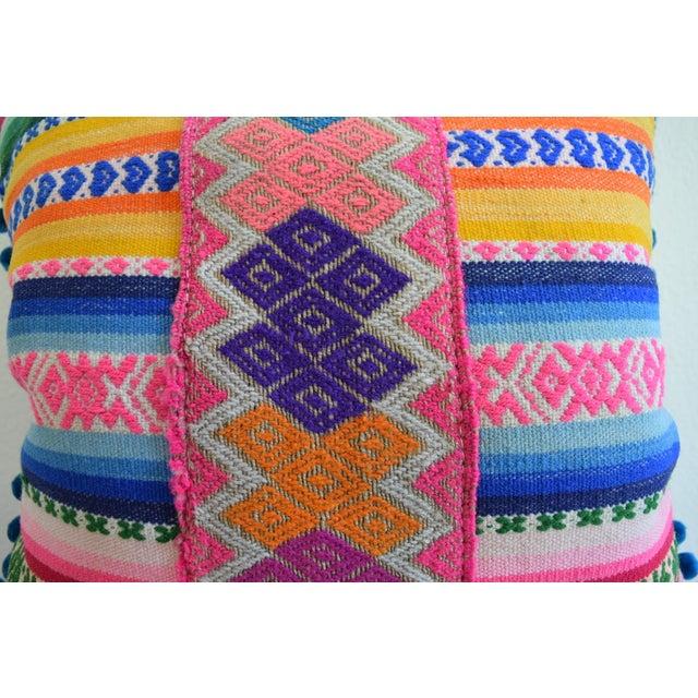 Peruvian Manta Lux Pillow - Image 5 of 5