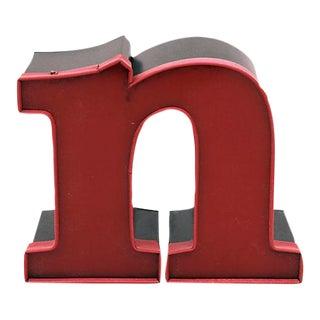 Letter N For Sale