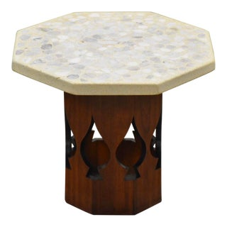 Harvey Probber Terrazzo End Table For Sale