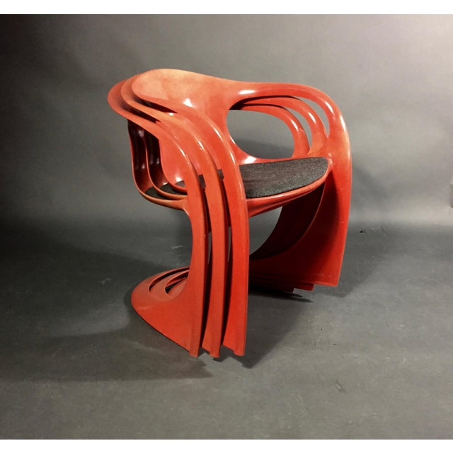 Alexander Begge Casalino Chair for Casala, 1970s, Germany For Sale - Image 10 of 12