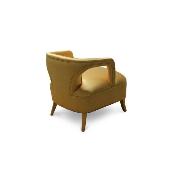 Modern Karoo Armchair From Covet Paris For Sale - Image 3 of 4