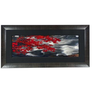 "Large Peter Lik ""In The Clouds"" Red, Gray, White, Black Photo Le Art Photograph For Sale"