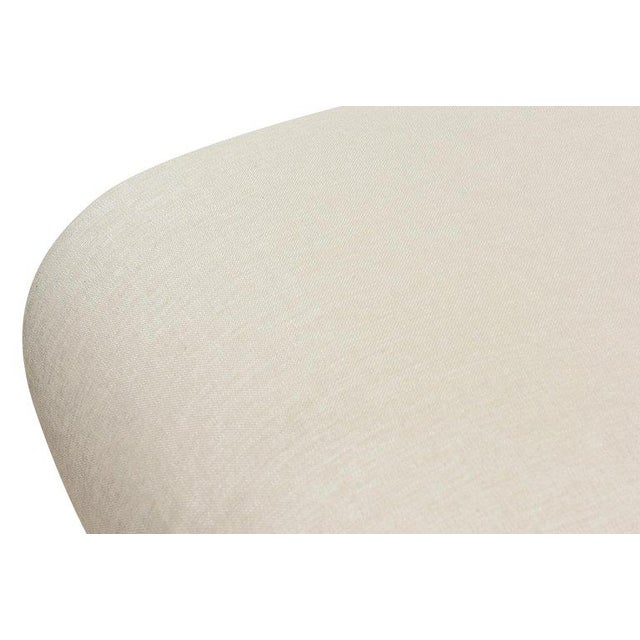 Karl Springer Souffle Ottoman For Sale In Miami - Image 6 of 10