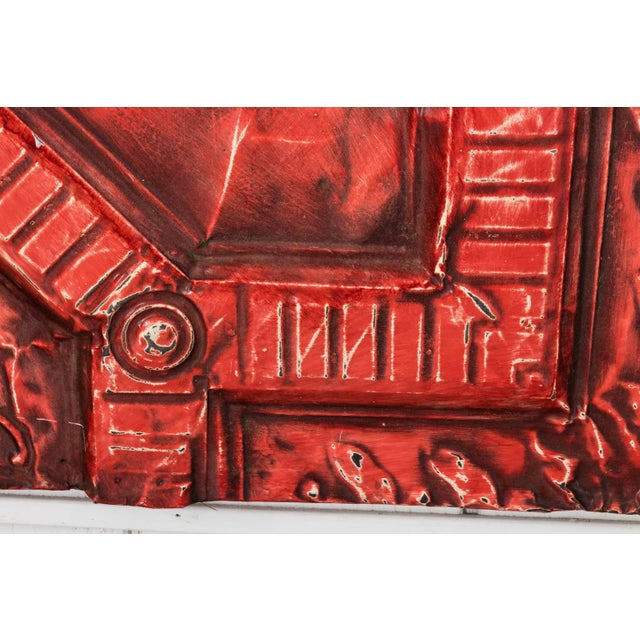 Tin Ceiling Panel For Sale - Image 10 of 13