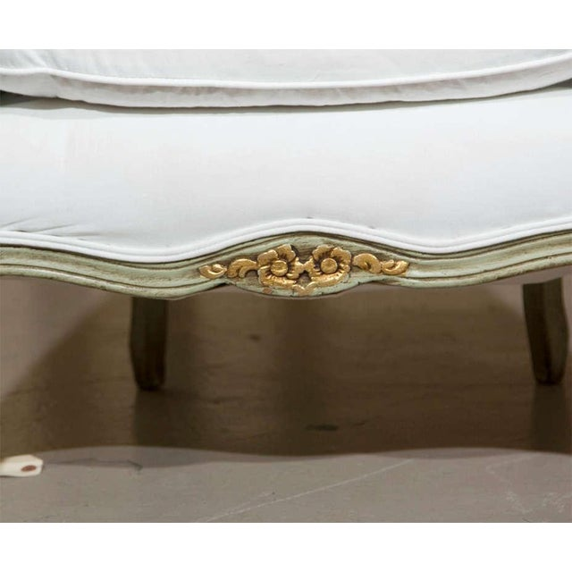 Louis XV Style Bergère by Jansen - A Pair - Image 5 of 10