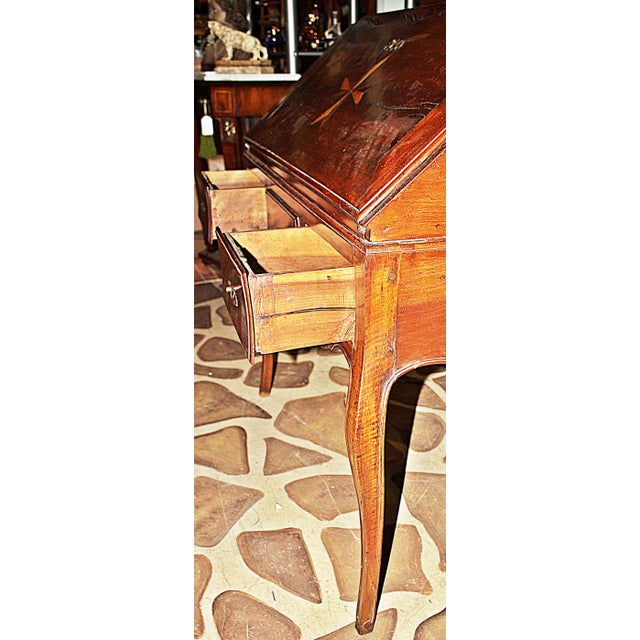 Late 18th Century Late 18th Century Italian Writing Desk For Sale - Image 5 of 12