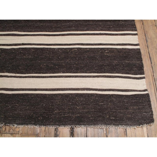 Banded Kilim For Sale - Image 4 of 7