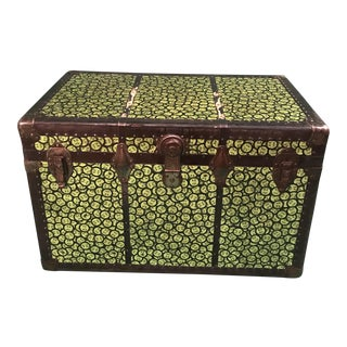 Antique Mr. Yuk Trunk