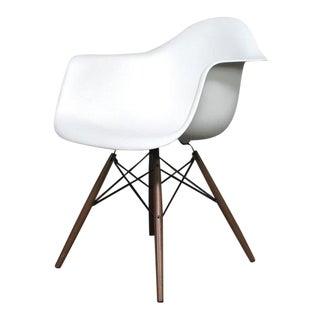 "21st Century Modernica ""Case Study"" Shell Dowel Armchair For Sale"