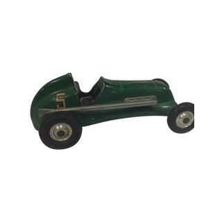 Vintage 1950s Thimble Drome Diecast Toy Roadster For Sale