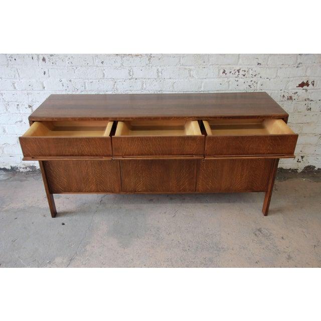 Brown Scandinavian Modern Sideboard by Cees Braakman for Pastoe For Sale - Image 8 of 12