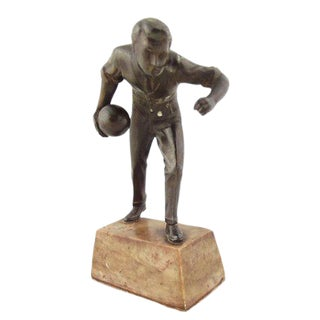 Bowling Statue For Sale