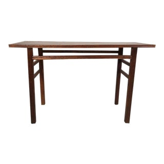 Chinese Provincial Altar Console Table For Sale