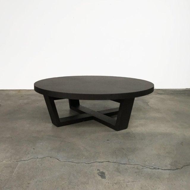 Contemporary Antonio Citterio Maxalto Xilos Coffee Table