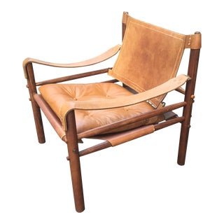 Arne Norell Safari Chair For Sale