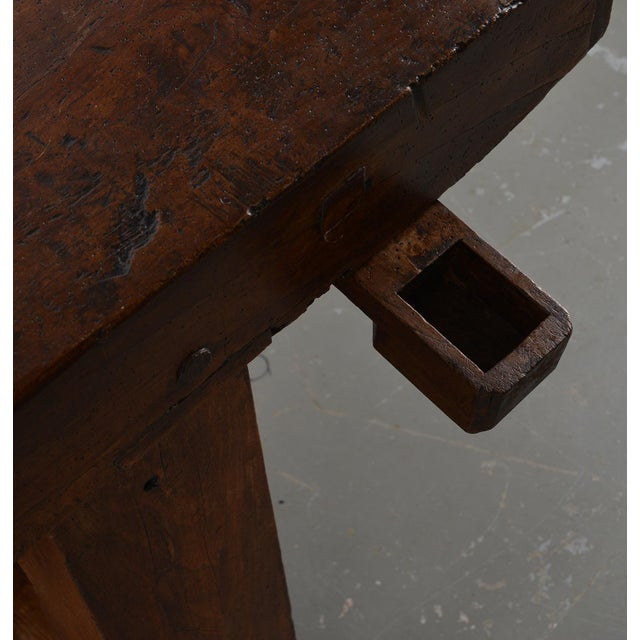 French 19th Century Work Bench For Sale - Image 10 of 13