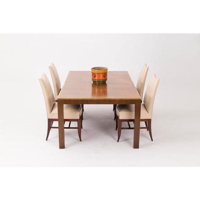 Baker Dining Table For Sale - Image 5 of 9
