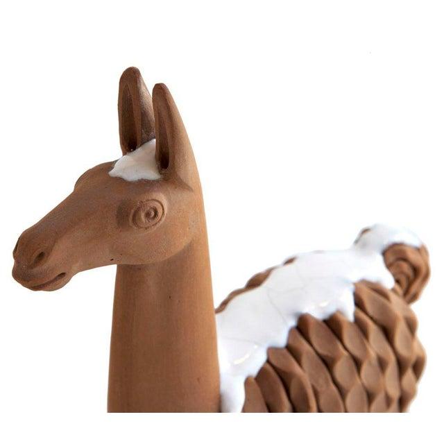 Mid-Century Modern Llama by Barney Reid For Sale - Image 3 of 7
