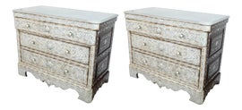 Image of Moroccan Dressers and Chests of Drawers
