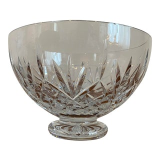 Waterford Nocturne Crystal Serving Bowl For Sale