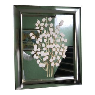 Vintage Intercraft Industries Wall Mirror For Sale
