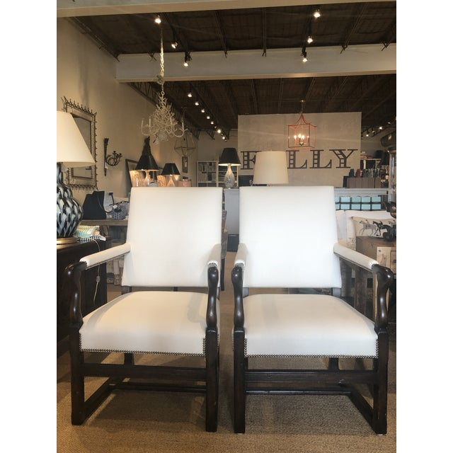 2010s Alfonso Marina Rennes II Chairs - A Pair For Sale - Image 5 of 5