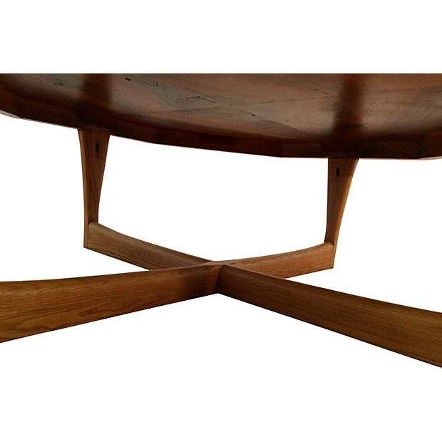 Lane Furniture Octagonal Coffee Table - Image 5 of 5