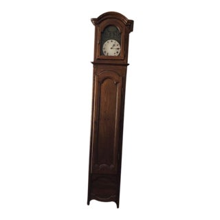 8ft Tall Antique French Grandfather Clock For Sale