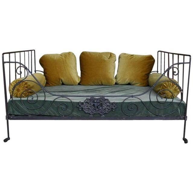 Folding Iron Bed - Image 9 of 9
