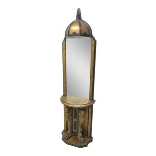Hollywood Regency Pier Mirror For Sale