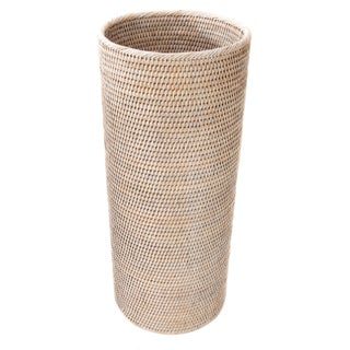Artifacts Rattan Round Umbrella Basket Preview