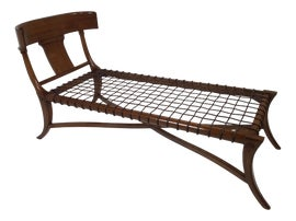 Image of Brown Chaises