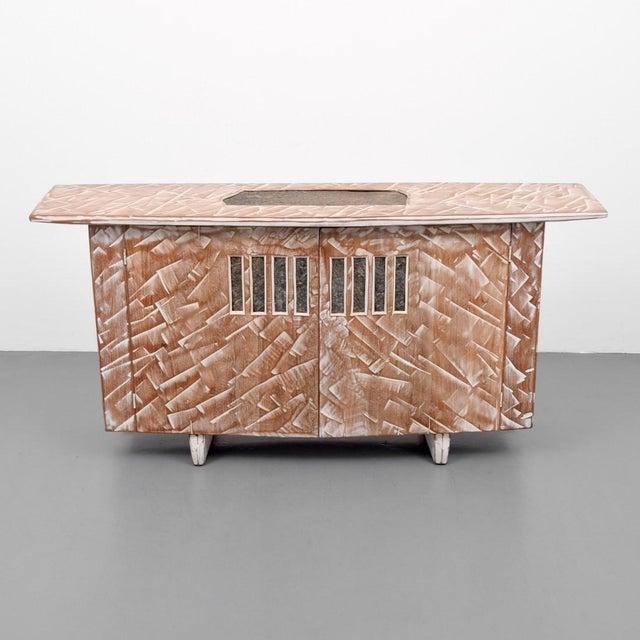 1990s Custom Randy Shull Cabinet For Sale - Image 4 of 13