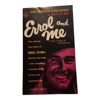 1960 Errol and Me First Print For Sale