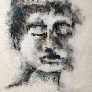 Denise Carletta Contemporary Portrait Painting For Sale