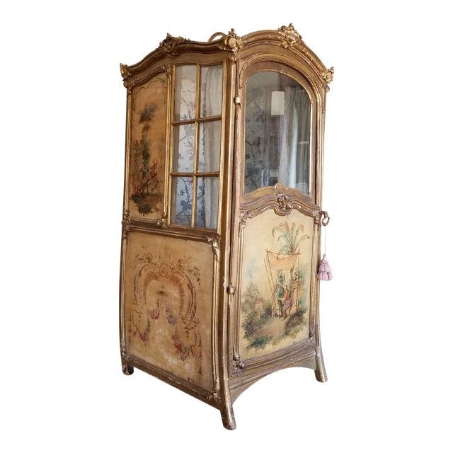 19th Century Italian Sedan Chair For Sale