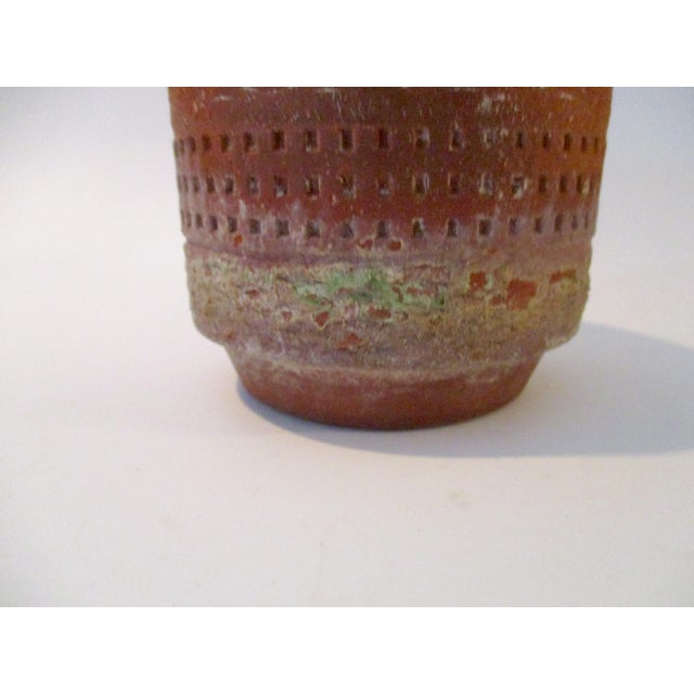Mid-Century Italian Ceramic Pot - Image 6 of 7
