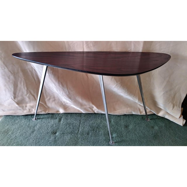 20th Century Contemporary Console Table For Sale - Image 13 of 13