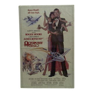 """""""Octopussy"""" Movie Poster For Sale"""