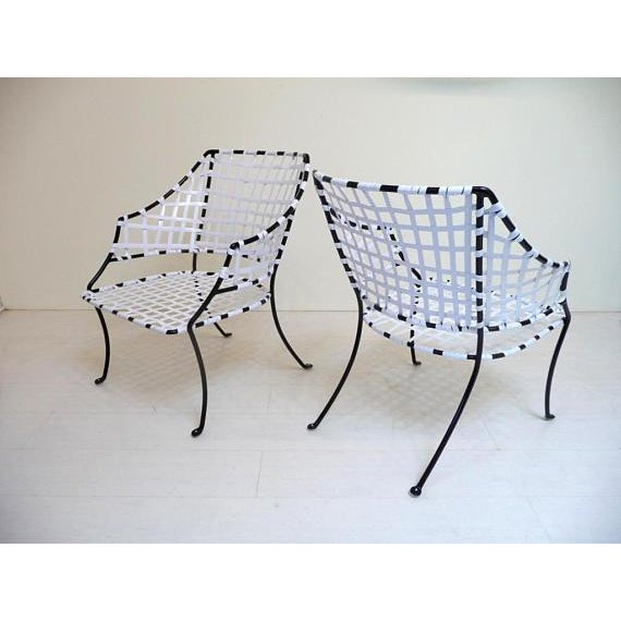Vintage Brown Jordan Patio Lounge Chairs - A Pair For Sale In Los Angeles - Image 6 of 7