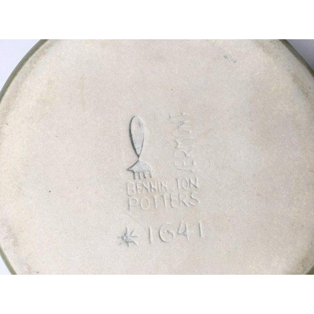 Bennington Potters Stoneware Lug Bowls - Set of 3 For Sale - Image 5 of 11