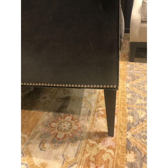 Hickory Chair Samuel Wing Chair - Image 7 of 8