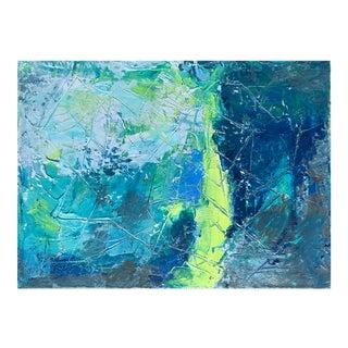 "Christy Almond ""Movement III"" Original Abstract Acrylic Painting"