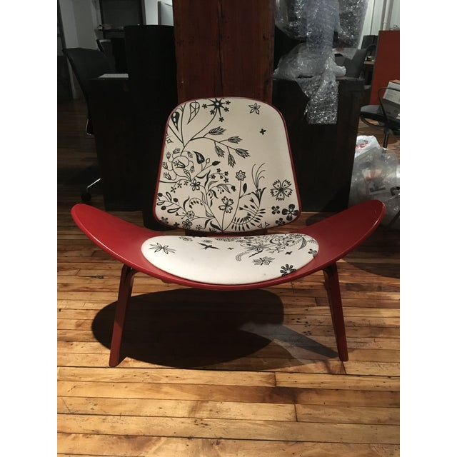 Modern Carl Hansen & Son Ch07 Shell Chairs - A Pair For Sale In New York - Image 6 of 10